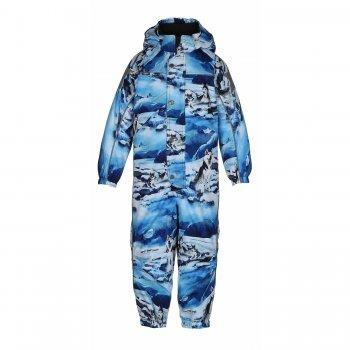Купить Комбинезон Polaris (голубой с Хаски), Molo
