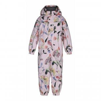 Комбинезон Polaris (бледно-розовый с цветами) от Molo, арт: 46420 - Одежда