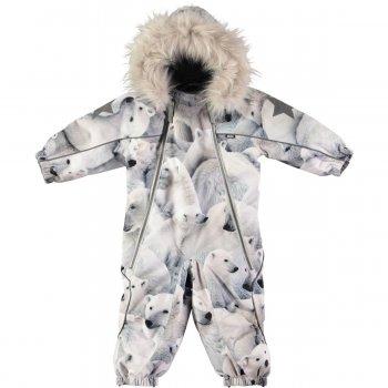 Купить Комбинезон Pyxis (полярный медведь), Molo