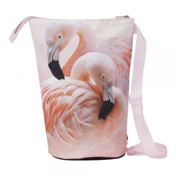 Molo Пляжная сумка Noice (фламинго)