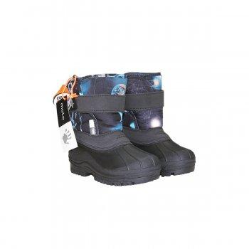 Сноубутсы Driven (синий принт) от Molo, арт: 41291 - Обувь