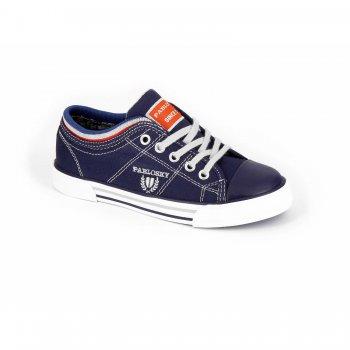 Кеды (синий со шнуровкой) от Pablosky, арт: 39721 - Обувь