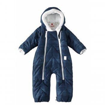 Купить Комбинезон-трансформер для новорожденных Nalle (синий), Reima