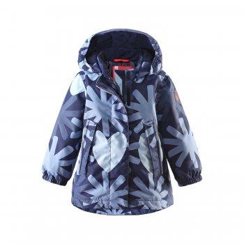 Куртка Misteli (синий со снежинками)Куртки<br>; Размеры в наличии: 80, 86, 92, 98.<br>