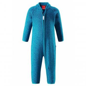 Флисовый комбинезон Tahti (голубой)Одежда<br>Производитель: Reima (Финляндия)<br> Страна производства: Китай<br> Коллекция: Осень-Зима 2017<br> Модель производится в размерах: 80-98<br>  <br> Верх: 100% полиэстер (флис).<br><br> Температурный режим <br> От +15 градусов и выше либо в качестве поддевы под верхнюю одежду; Размеры в наличии: 74, 80, 86, 92, 98.<br>