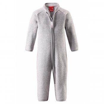 Флисовый комбинезон Tahti (светло-серый)Одежда<br>; Размеры в наличии: 74, 80, 86, 92, 98.<br>