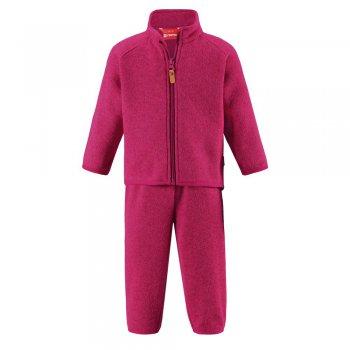 Reima Флисовый комплект Tahto (розовый) цена