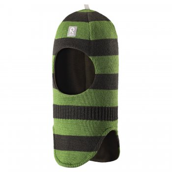 Шлем Starrie (зеленый в полоску) от Reima, арт: 34057 - Одежда