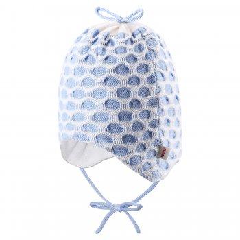 Шапочка для новорожденных Vanilja (голубой)Одежда<br>; Размеры в наличии: 40, 44.<br>