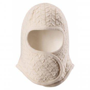 Шлем для новорожденных Littlest (белый)Одежда<br>Материал: <br>Верх: 100% шерсть.<br>Утеплитель: нет<br>Подкладка: смесь хлопка и эластана<br>Описание: <br>Функциональные элементы: <br>Производитель: Reima (Финляндия)<br>Страна производства: Китай<br>Коллекция: Осень-Зима 2017<br>Температурный режим: <br>от +5 до -10 градусов; Размеры в наличии: 34, 34, 38, 42, 42.<br>