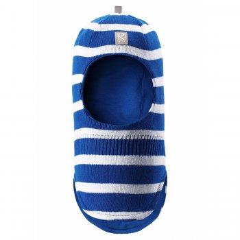 Reima Шлем Honka (голубой в полоску) reima куртка reimatec suvi голубой в полоску