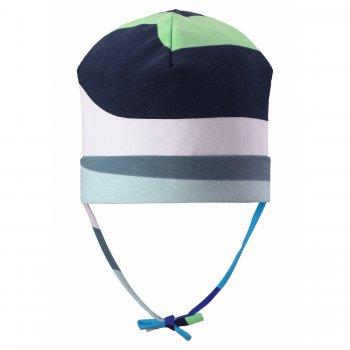 Шапка Huvi (голубые волны)Одежда<br>; Размеры в наличии: 48, 52.<br>