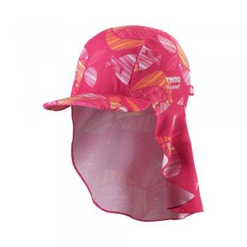 Reima Панама пляжная Octopus (розовый с принтом) панама reima omin