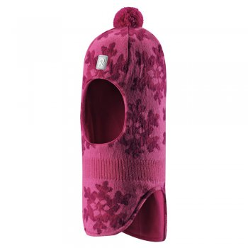 Reima Шлем Akwe (розовый с цветами) reima шапка шлем korppi reima