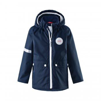 Куртка Taag (синий)Куртки<br>; Размеры в наличии: 92, 98, 104, 110, 116, 122, 128, 134, 140.<br>