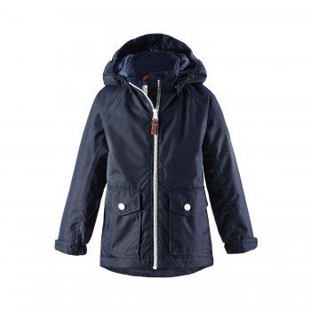 Куртка Knot (синий)Куртки<br>; Размеры в наличии: 92, 98, 104, 110, 116, 122, 128, 134, 140, 146, 152, 158, 164.<br>