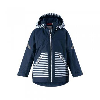 Reima Куртка Reimatec Nummi (синий в полоску) reima куртка reimatec suvi голубой в полоску