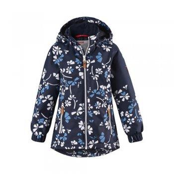 Reima Куртка Reimatec Anise (темно-синий с принтом)
