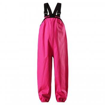 Брюки прорезиненные Lammikko (розовый)Одежда<br>; Размеры в наличии: 74, 80, 86, 92, 98, 104, 110, 116, 122, 128.<br>