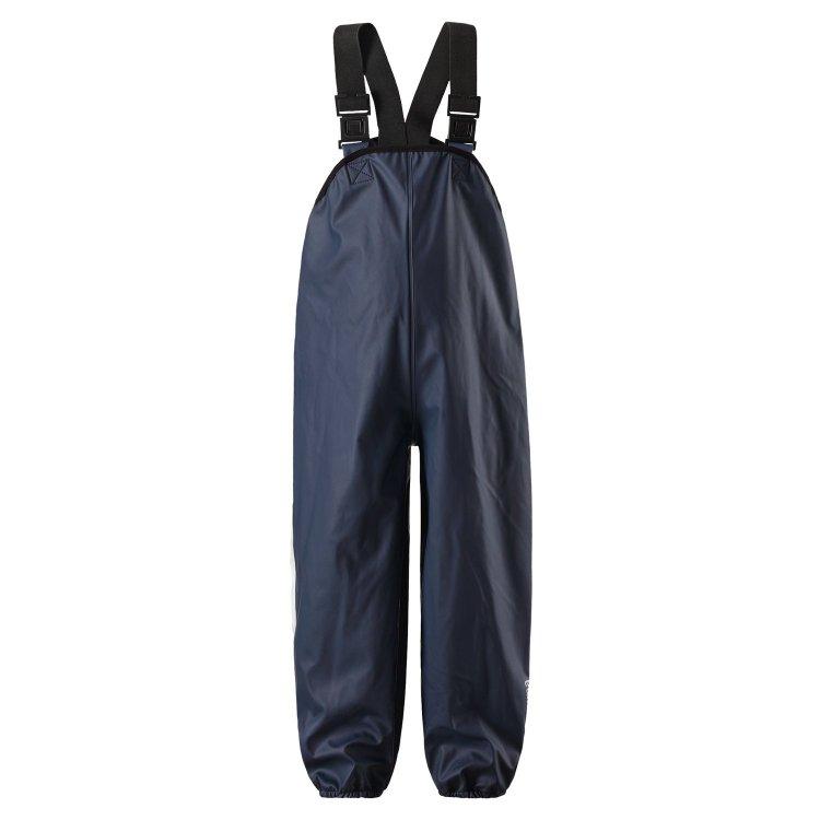 Брюки прорезиненные Lammikko (синий)Одежда<br>; Размеры в наличии: 74, 80, 86, 92, 98, 104, 110, 116, 122, 128.<br>