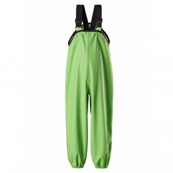 Полукомбинезон прорезиненный Lammikko (зеленый)Одежда<br>Описание<br><br>Функциональные элементы: <br>Характеристики<br>Верх: 100% полиэстер.<br>Утеплитель: нет<br>Подкладка: нет<br>Производитель: Reima (Финляндия)<br>Страна производства: Китай<br>Модель производится в размерах: 74-128<br>Коллекция: Весна-Лето 2018<br>Температурный режим<br>От +7 градусов и выше.; Размеры в наличии: 74, 80, 86, 92, 98, 104, 110, 116, 122, 122, 128.<br>