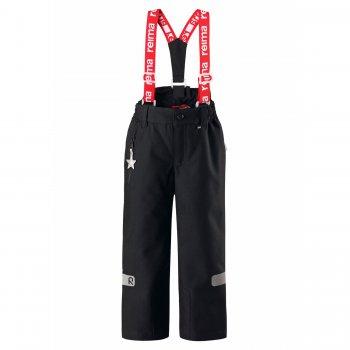 Брюки Reimatec Kiddo Lightning (черный)Полукомбинезоны, штаны<br>; Размеры в наличии: 104, 110, 116, 122, 128, 134, 140.<br>