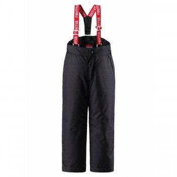 Брюки Reimatec Procyon (черный)Полукомбинезоны, штаны<br>; Размеры в наличии: 104, 110, 116, 122, 128, 134, 140.<br>
