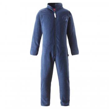 Флисовый комбинезон Kraz (синий)Одежда<br>; Размеры в наличии: 92, 98, 104, 110, 116, 122, 128.<br>