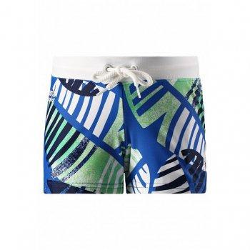 Плавки Tonga (синий с зеленым)Одежда<br>Описание<br><br>Функциональные элементы: <br>Характеристики<br>Верх: 80% полиэстер, 20% эластан<br>Подкладка: нет<br>Производитель: Reima (Финляндия)<br>Страна производства: Китай<br>Модель производится в размерах: 92-140<br>Коллекция: Весна-Лето 2018<br>; Размеры в наличии: 92, 98, 104, 110, 116, 122, 128, 134, 140.<br>