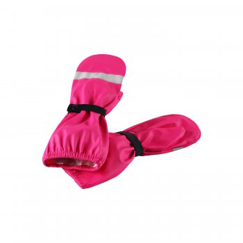 Рукавицы прорезиненные Kura (розовый)Одежда<br>; Размеры в наличии: 1, 2, 3, 4, 5.<br>