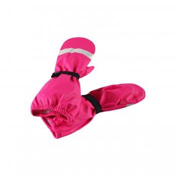 Рукавицы прорезиненные Puro (розовый)Одежда<br>; Размеры в наличии: 1, 2, 3, 4, 5.<br>