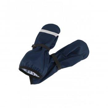 Рукавицы прорезиненные Puro (темно-синий)Одежда<br>; Размеры в наличии: 1, 2, 3, 4, 5.<br>
