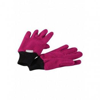 Reima Флисовые перчатки Osk (фуксия)