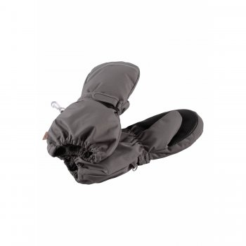 Рукавицы Tomino (серый)Одежда<br>; Размеры в наличии: 2, 3, 4, 5, 6.<br>
