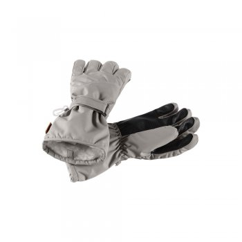 Reima Перчатки Harald (серый) перчатки reima reima re883dkupk06
