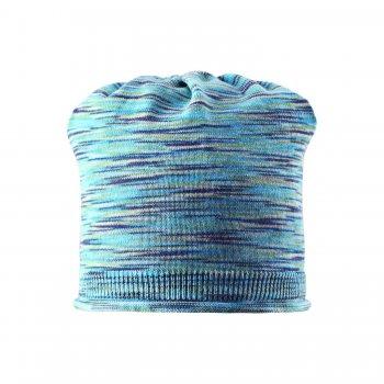Шапка Bessen (голубой меланж)Одежда<br>; Размеры в наличии: 50, 52, 54, 56.<br>