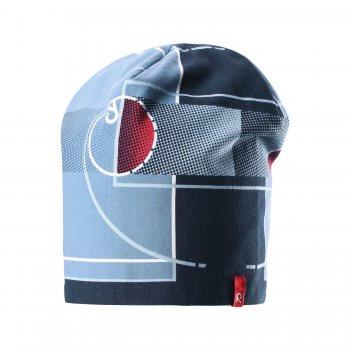 Шапка двусторонняя Frappe (голубой)Одежда<br>; Размеры в наличии: 50, 54.<br>
