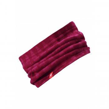 Шарф-хомут Ellivaara (розовый с принтом)Одежда<br>Материал:<br>Верх: 80% шерсть, 20% полиамид<br>Описание:<br>Функциональные элементы:<br>Производитель: Reima (Финляндия)<br>Страна производства: Китай<br>Коллекция: Осень-Зима 2017; Размеры в наличии: 50, 54.<br>