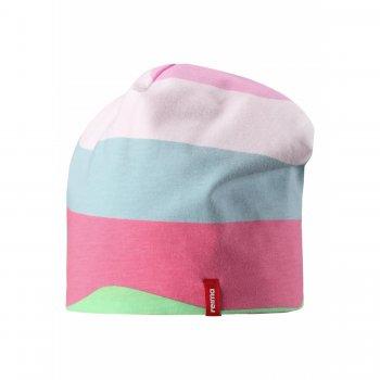 Reima Шапка Tanssi (розовый в полоску) reima шапка tanssi reima для мальчика