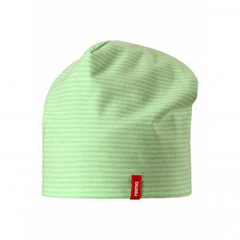Reima Шапка Tanssi (зеленый в полоску) reima шапка tanssi reima для мальчика