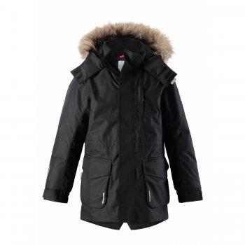 Куртка Reimatec Naapuri (черный)Куртки<br>; Размеры в наличии: 128, 134, 140, 146, 152, 158, 164.<br>