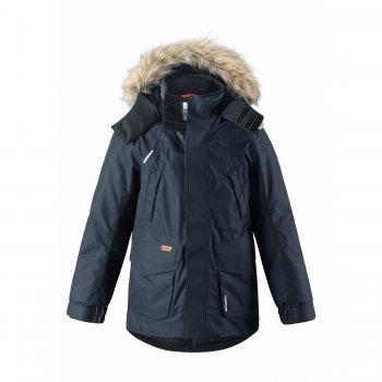 Пуховик Reimatec Serkku (синий)Куртки<br>; Размеры в наличии: 128, 134, 140, 146, 152, 158, 164.<br>