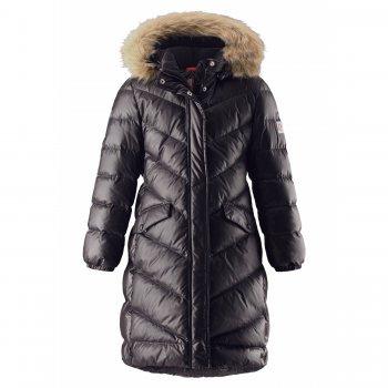 Купить Пальто пуховое Satu (черный), Reima
