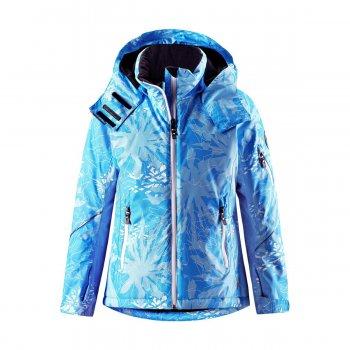 Куртка Reimatec Glow (голубой)Куртки<br>Материал: <br>Верх: 100% полиэстер.<br>Утеплитель: 140 грамм (100% полиэстер).<br>Подкладка: 100% полиэстер<br>Водонепроницаемость: 5000 мм<br>Паропроводимость: 4000 г/м2/24ч<br>Износостойкость: 15000 об.<br>Описание: <br>Функциональные элементы: <br>Производитель: Reima (Финляндия)<br>Страна производства: Китай<br>Модель производится в размерах: 104-164<br>Коллекция: Осень-Зима 2017<br>Температурный режим: <br>от +5 до -10 градусов; Размеры в наличии: 128, 146, 152, 158, 164, 164.<br>