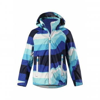 Куртка 3 в 1 Travel (синие волны)