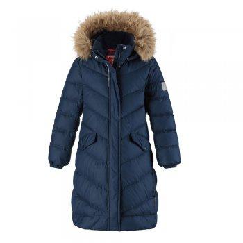 Купить Пуховое пальто Satu (синий), Reima