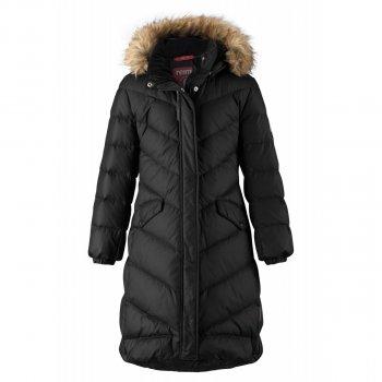 Купить Пуховое пальто Satu (черный), Reima
