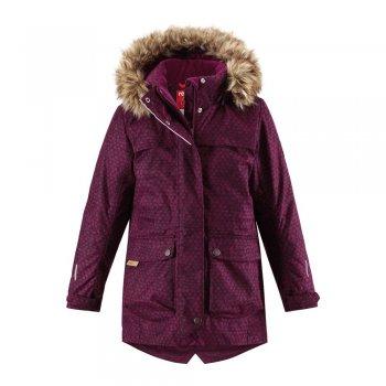 Reima Куртка Pirkko (бордовый меланж) pirkko