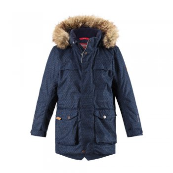 Куртка Pentti (синий меланж)