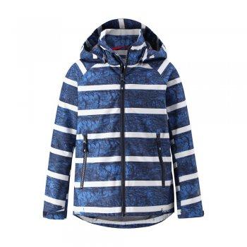 Reima Куртка Reimatec Suisto (темно-синий в полоску) reima куртка reimatec suvi голубой в полоску